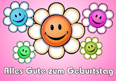 Alles Gute Zum Geburtstag Kinder Cleverefrauen Deutsch